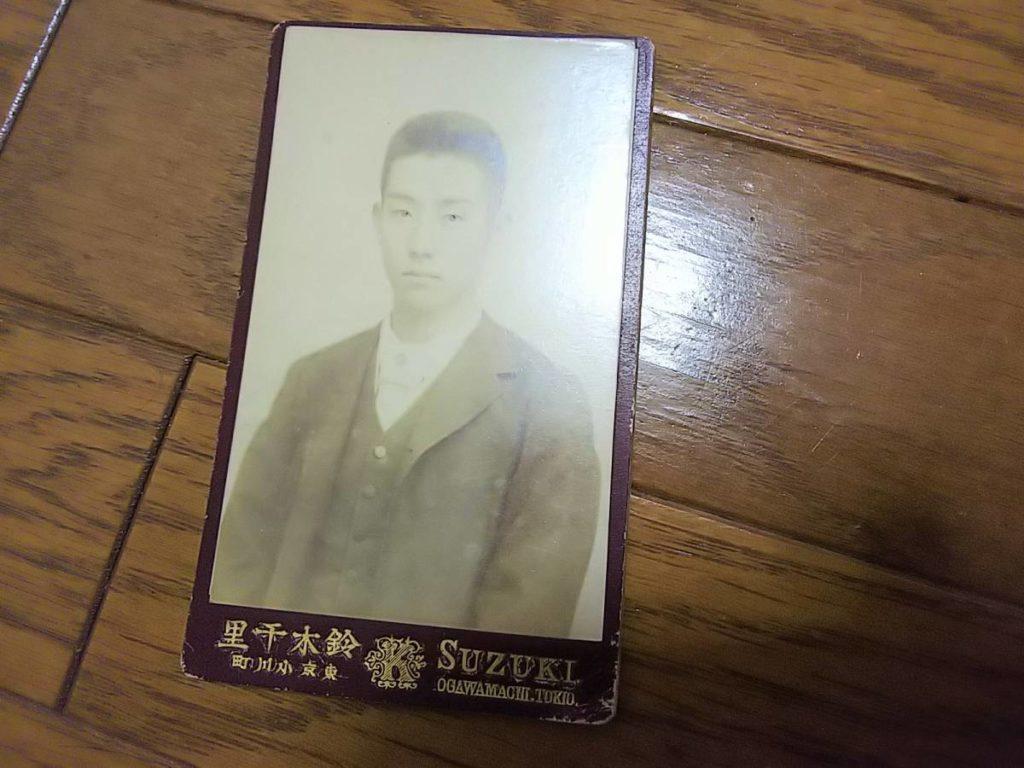 マキノ新派劇俳優・伊井蓉峰