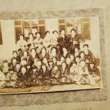 跡見学園開校時の写真