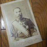 ◆明治古写真◆陸軍中将・曾我祐準◆写真師・氣賀秋畝