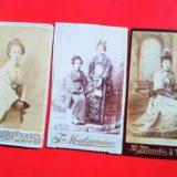 九条恵子肖像写真美人鶏卵紙