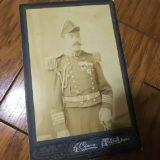 八代六郎海軍大将古写真肖像