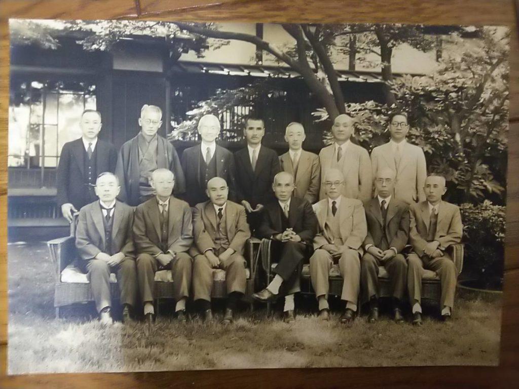 大村 卓一 南満洲鉄道株式会社総裁古写真