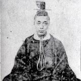 徳川 慶喜肖像写真原版