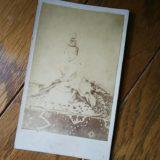 徳川16代当主・徳川家達鶏卵紙古写真