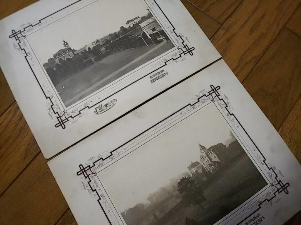 明治期の青山学院大学古写真◆ガウチャー・ホール