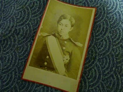 若い頃の有栖川宮熾仁親王肖像写真