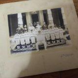 海軍大将・安保清種鶏卵紙古写真