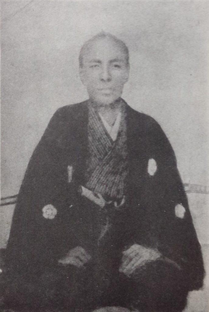 織田 信学肖像写真原版