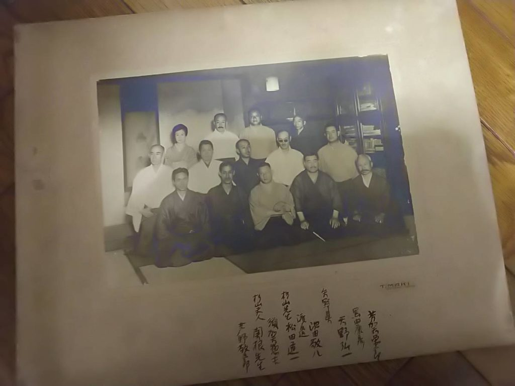 芳賀 栄次郎古写真肖像
