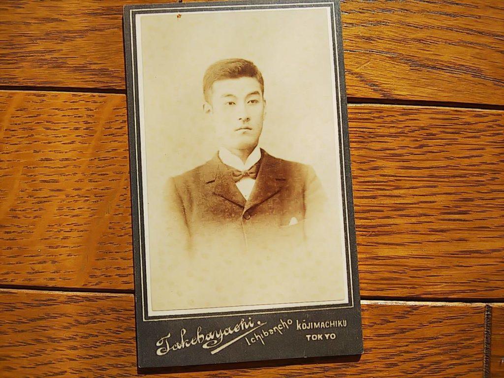 越前福井藩士「堤正誼」の息子・堤健三
