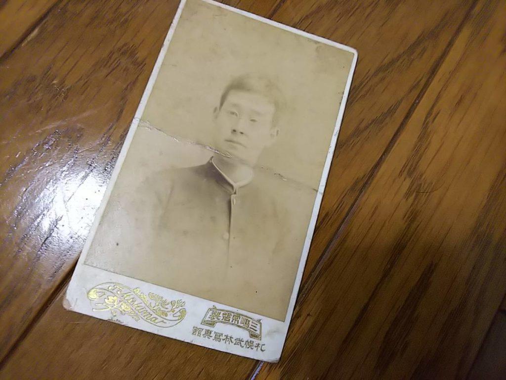 古写真肖像酒田三十六人衆・山田玄太郎(加賀屋)