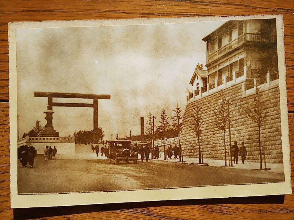 靖国神社古写真