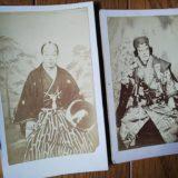 4代目・中村芝翫鶏卵紙古写真