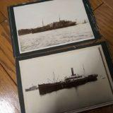 軍艦戦艦の古写真戦時中