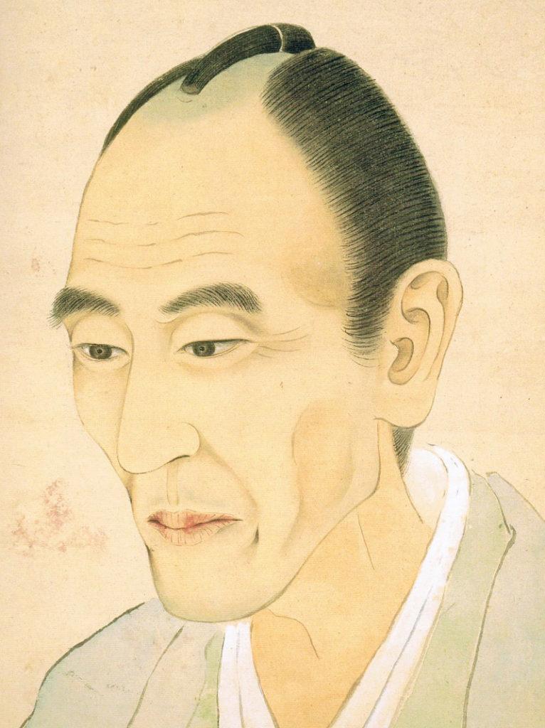 文人画家・椿椿山