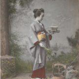 芸妓ぽん太(鹿嶋ゑつ)