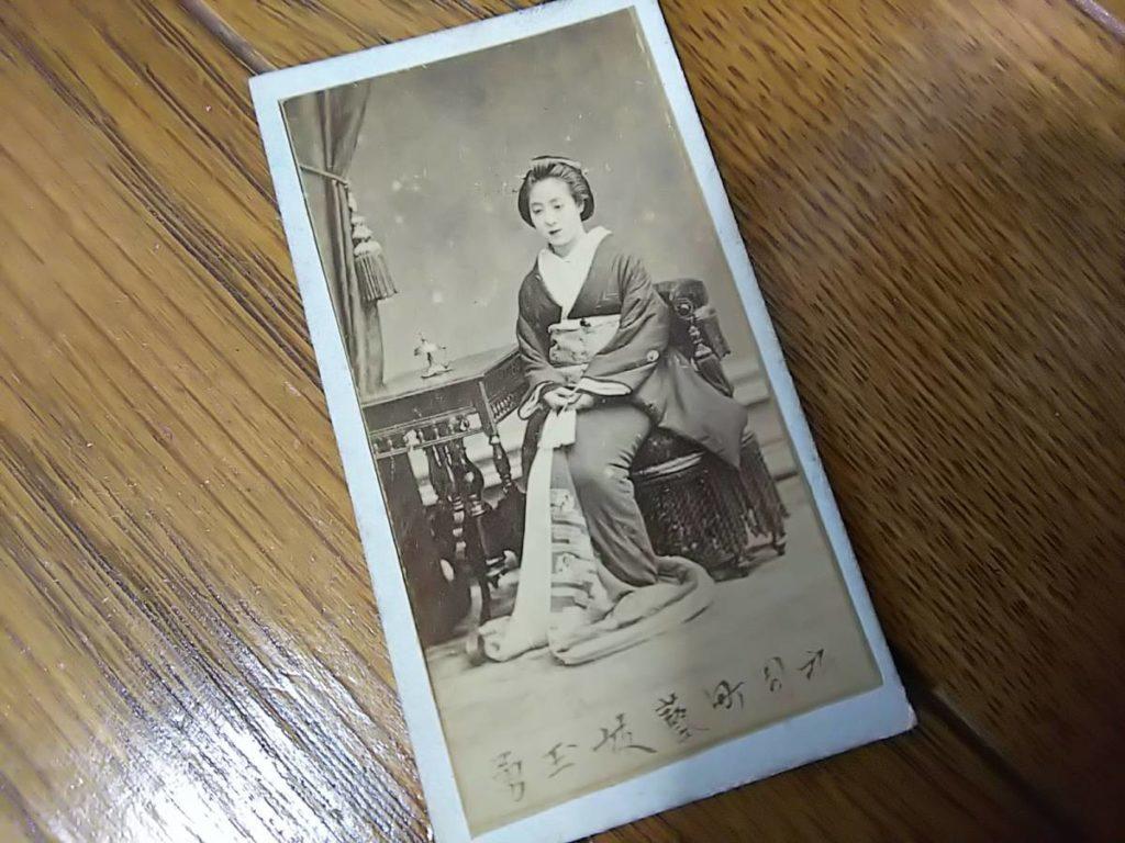 京都祇園芸妓・玉勇