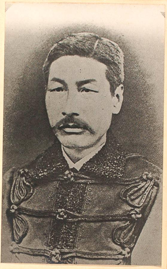 【古写真関連資料】伊予大洲藩士・武田斐三郎