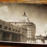 【古写真の調査後売却】京都日産自動車社屋と思われる風景