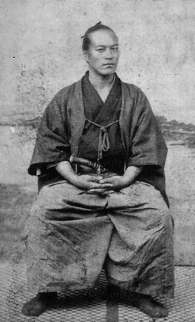 【古写真関連資料】幕臣・山岡鉄舟