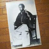 【古写真の調査後売却】幕末期、武士の帯刀座像