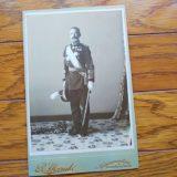 【古写真の調査後売却】陸軍大将・乃木希典の肖像(写真師丸木利陽)