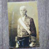 【古写真の調査後売却】第19代内閣総理大臣・原敬(白黒、台紙無し)