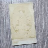 明治天皇写真師台紙鶏卵紙